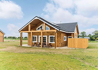 Hornsea Lakeside Lodges - Oystercatcher Lodge ( Ref LP9416 ) Self catering accommodation near Hornsea East Yorkshire
