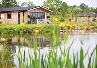 Swinton Lodge at Cedar Retreats Lodges ( Ref LP7304 ) Holiday Lodges in West Tanfield North Yorkshire