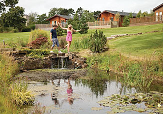 Raywell Hall Country Lodges Cottingham - Self Catering Accommodation near Hull Humberside England