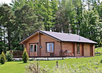 Duncrievie Log Cabins - Holiday Lodges in Fingask near Glenfarg Perthshire Scotland - Self Catering Accommodation in Southern Highlands