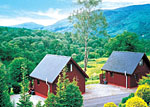 Gairlochy Park - Holiday Lodges at Spean Bridge near Fort William Scotland - Self Catering Accommodation in Northern Highlands