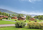 Hunters Quay Lodges near Dunoon Argyll Scotland - Holiday Lodges in Southern Highands