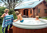 Loch Shuna Lodges Craobh Haven Argyll Scotland - Holiday Lodges in Southern Highlands