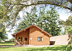 St Andrews Forest Lodges near St Andrews Fife Scotland - Holiday Lodges in Southern Highlands