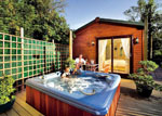 Avon Wood Lodges in Newby Bridge Cumbria - Self Catering Accommodation in Lake District