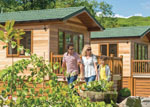 Crake Valley Lodges Water Yeat near Lake Coniston Cumbria - Holiday Lodges in Lake District