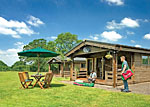Goodiford Mill Lakes - Holiday Lodges in Kentisbeare near Cullompton Devon - Self Catering Lodge Accommodation in North Devon