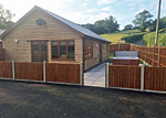 Heart of Wales Lodges Penybont Llandrindod Wells Powys Wales - Self Catering Accommodation in Mid Wales