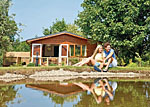 Herons Brook Retreat Lodges near Narberth Pembrokeshire Wales - Holiday Lodges in Pembrokeshire South Wales