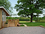 Lawpit Lodges Uplowman near Tiverton Devon - Self Catering Lodge in North Devon