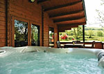 Mill Meadow Lodges Llanbister Llandrindod Wells Powys Wales - Self Catering Accommodation in Powys
