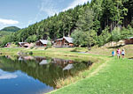 Penvale Lakes Lodges Llangollen Denbighshire Wales - Holiday Lodges in North Wales