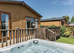 Talacre Beach Holiday Park - Holiday Lodges in Flintshire Wales - Self Catering Accommodation in North Wales
