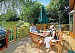 Upton Lakes Lodges - Cullompton Holiday Park in Devon - Holiday Lodges in North Devon