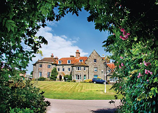 The Manor House at Crowhurst Park - Self catering accommodation near Battle East Sussex
