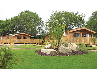 Photo of Marwell Lodges - Spitfire Lodge - Owslebury Winchester Hampshire England