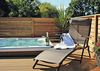 Typical Lakeside Escape (Pet Friendly) B Lodge ( Ref LP8261 ) at Upton Lakes Lodges - Cullompton accommodation in South Devon
