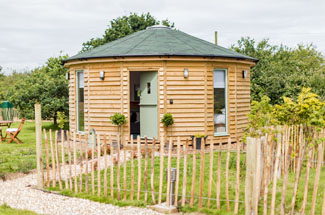 Bay at Buttercup Barn Retreats - Accommodation near Wooton Bridge Isle of Wight