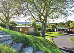 Lodge holidays near Scarborough - Applegrove Country Park Burniston North Yorkshire England - Self Catering Accommodation