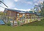 Holiday Lodges near Harrogate North Yorkshire - Fewston Lodges - Harrogate self catering accommodation