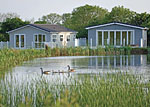 Florence Springs Lakeside Lodges near Tenby Pembrokeshire Wales - Holiday Lodges in Pembrokeshire South Wales
