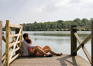 Relax by the lakeside at Fritton Lake Retreats - Fritton holiday park in Norfolk