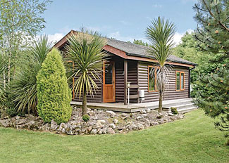 Romney Lodge ( Ref LP6273 ) at Meadow's End Lodges Cartmel Self Catering Accommodation Cumbria - Lake District Holiday Lodge