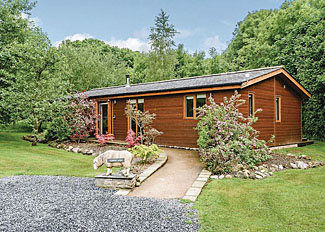Vendeen Lodge ( Ref LP6275 ) at Meadow's End Lodges - Self Catering Accommodation near Cartmel Cumbria England