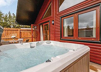 Piperdam Holiday Lodges - Raeburn Premier Lodge ( Ref LP14914 ) Angus Holiday Lodge in Scotland