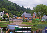 Balmaha Lodges near Loch Lomond - Holiday Lodges in Stirlingshire Scotland - Self Catering Accommodation in Southern Highlands
