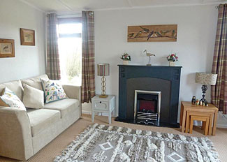 Osprey Lodge interior ( Ref LP15388 ) Self catering accommodation at Clear Sky Lodges Northumberland England