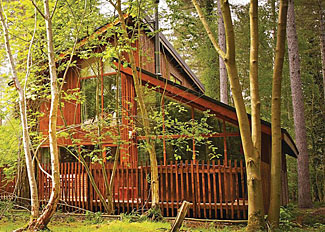 Golden Oak 4 Lodge ( Ref LP8070 ) Holiday Lodge at Thorpe Lodges - sleeps up to eight people - Thorpe Lodges in Norfolk England